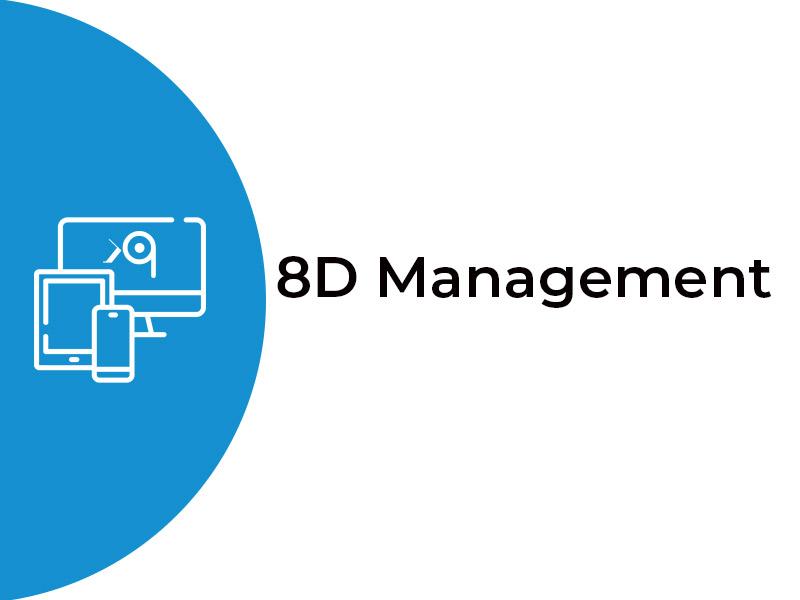 8D management