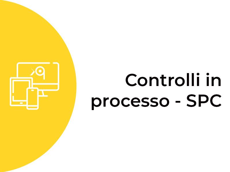 Controlli in processo - SPC