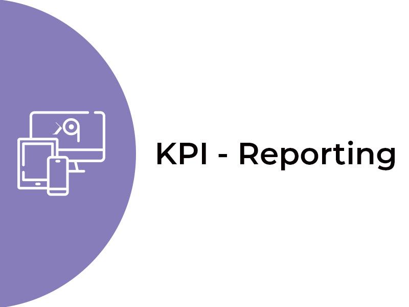 KPI reporting