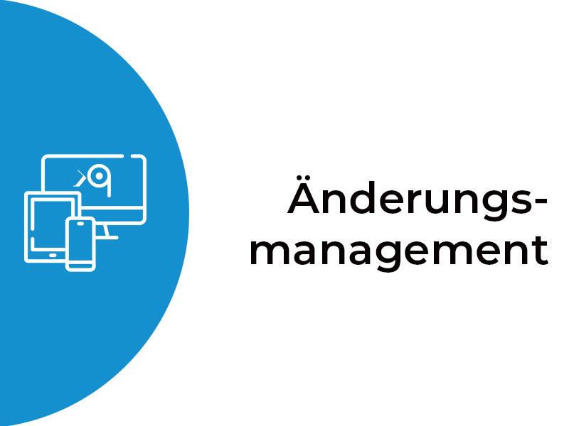 Änderungs-management
