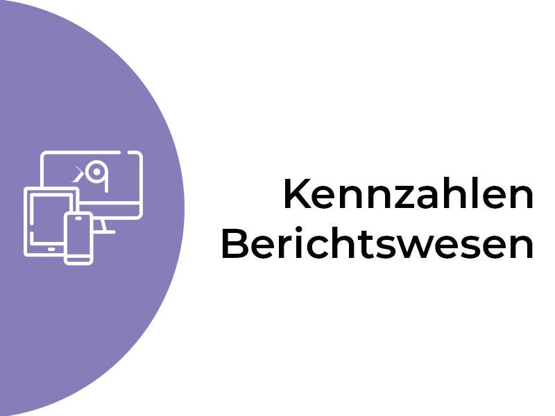 Kennzahlen (KPI) –<br> Berichtswesen